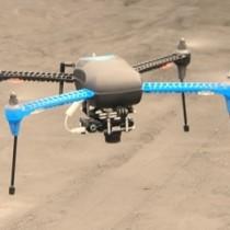 IRIS mapping drone