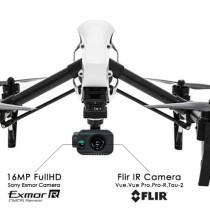 drone met warmtecamera