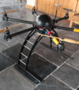 2nd hand hexacopter